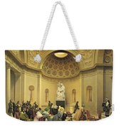 Mass In The Expiatory Chapel Weekender Tote Bag by Lancelot Theodore Turpin de Crisse