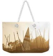 Mass Of Ships Weekender Tote Bag