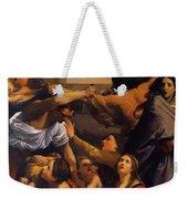 Massacre Of The Innocents 1611 Weekender Tote Bag