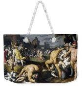 Massacre Of The Innocents Weekender Tote Bag