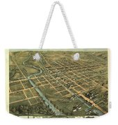 Massillon Ohio 1870 Weekender Tote Bag