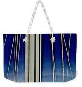 Mast Weekender Tote Bag