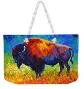 Master Of His Herd Weekender Tote Bag