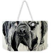 Mastiff Weekender Tote Bag