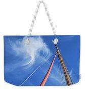 Masts And Clouds Weekender Tote Bag