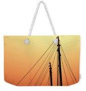 Masts Weekender Tote Bag