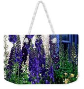 Matching Flowers And  Window Weekender Tote Bag