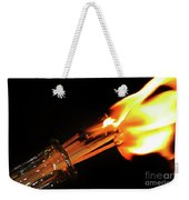 Matchstick Inferno 2 Weekender Tote Bag