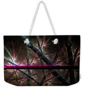 Matchstick Madness Weekender Tote Bag