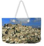 Matera Italy Weekender Tote Bag