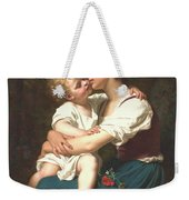 Maternal Love Weekender Tote Bag
