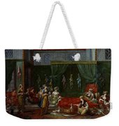 Private Chamber Of An Aristocratic Turkish Woman Weekender Tote Bag