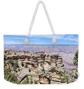 Mather Point At The Grand Canyon Weekender Tote Bag