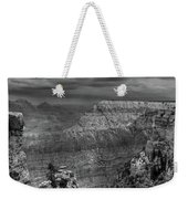 Mather Point B/w Weekender Tote Bag