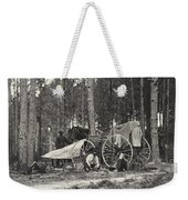 Mathew Brady Wagon Weekender Tote Bag