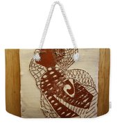 Matildas Smile - Tile Weekender Tote Bag