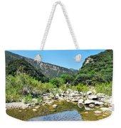 Matilija Hot Springs Weekender Tote Bag