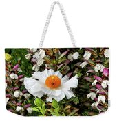 Matilija Poppies Weekender Tote Bag