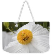 Matillija Poppy Weekender Tote Bag
