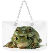 Mating Frogs Weekender Tote Bag
