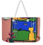 Matisse's Cat Weekender Tote Bag
