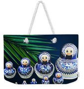 Matreshka Doll Weekender Tote Bag