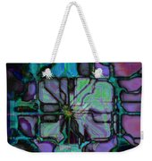 Matrices In Glass Houses Weekender Tote Bag