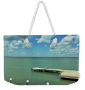 Matrimony On The Bay Weekender Tote Bag