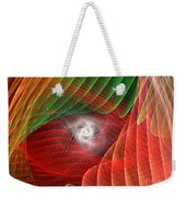 Matrix Weekender Tote Bag