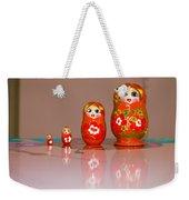Matryoshka Memories Weekender Tote Bag