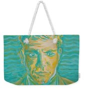 Matt Damon Weekender Tote Bag
