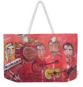 Matt Nasi Band Weekender Tote Bag