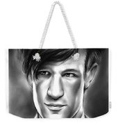 Matt Smith Weekender Tote Bag