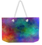 Matter And Space Weekender Tote Bag