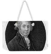 Matthew Boulton, English Manufacturer Weekender Tote Bag