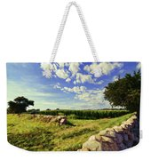 Matunuck Corn Fields Weekender Tote Bag