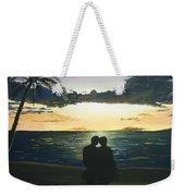 Maui Beach Sunset Weekender Tote Bag