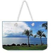 Maui Clouds Weekender Tote Bag