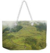 Maui Haleakala Crater Weekender Tote Bag