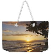 Maui, Kaanapali Beach Weekender Tote Bag