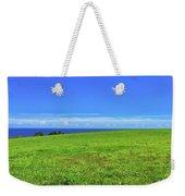 Maui Land Sea Sky Weekender Tote Bag by Frank DiMarco