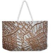 Maura And Dora - Tile Weekender Tote Bag