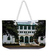 Maurice Bath House - Hot Springs, Arkansas Weekender Tote Bag