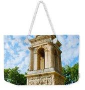 Mausoleum Of The Julii - Glanum Roman Ruins Weekender Tote Bag