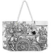 Maximilian I 1459-1519 Weekender Tote Bag