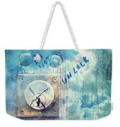 May 16 2010 Weekender Tote Bag