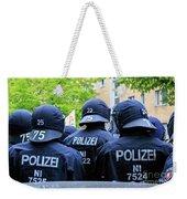 May Day Berlin 2017 Weekender Tote Bag