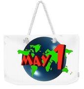May Day Weekender Tote Bag