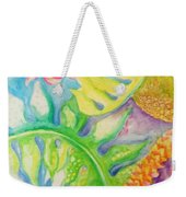 May Day Is Lei Day Weekender Tote Bag