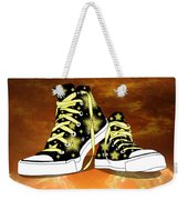 May I Converse With You Weekender Tote Bag